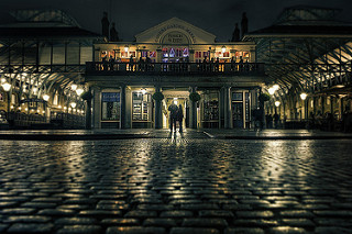 Covent Garden Market - Night