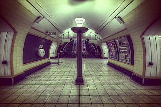 Southgate Tube Station
