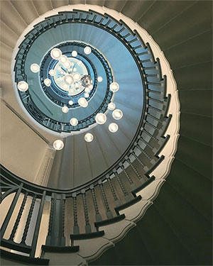 Brewer Staircase