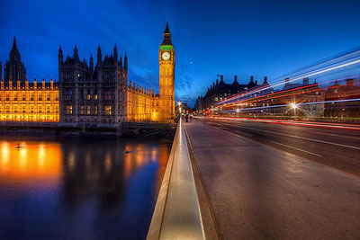 Westminster Bridge - West