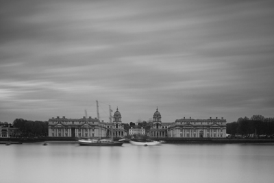 Old Royal Naval College View